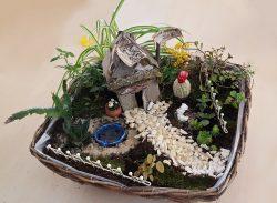 Grădină miniaturală 7